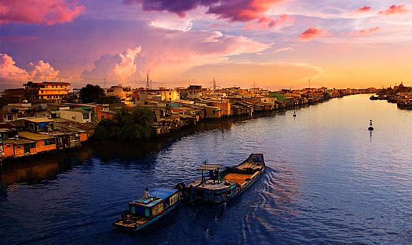 mekong river holiday